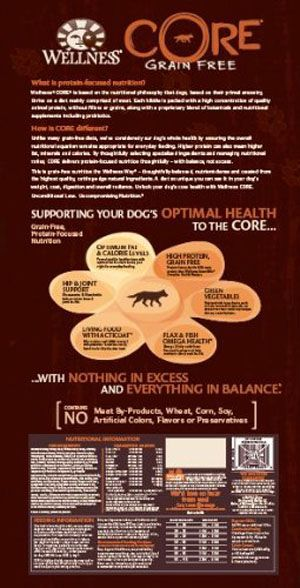 Wellness-CORE-Original-Formule-Dry-Dog-Food
